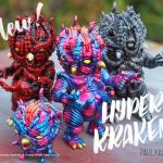 Debut of the Hyper Kraken