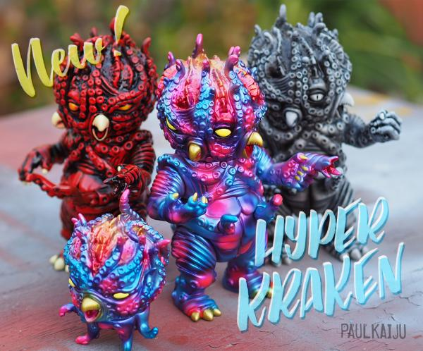 Paul Kaiju Hyper Kraken