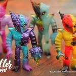 Quiller: Paul Kaiju x Gravy Toys